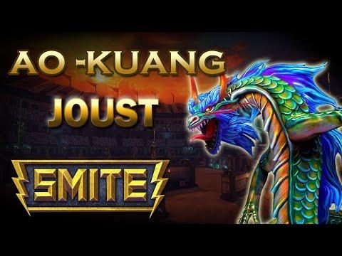 SMITE! AO Kuang, Sin push no hay paraïso! Joust Ranked #7
