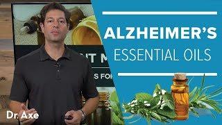 Essential Oils for Alzheimer