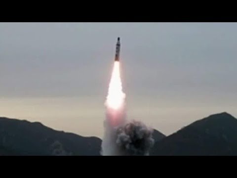 N. Korea launces missile from sub, South Korea says