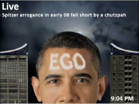 Daredevil tries to jump Obama's ego. from iOwnTheWorld.com