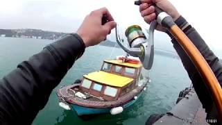 Balık avı:Emirgan iri istavrit