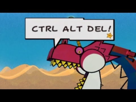ctrl Alt Del! - Chuggaaconroy Sparta Remix video
