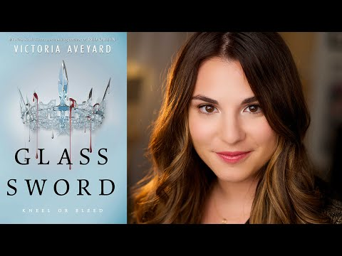 Victoria Aveyard on Glass Sword | 2016 L.A. Times Festival of Books
