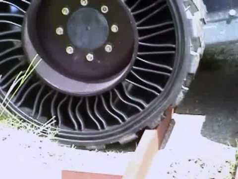 Michelin X-Tweel SSL Durability Test