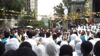 Ginbot Lideta Le-Mariam - Ethiopian Orthodox Tewahedo Church part 1