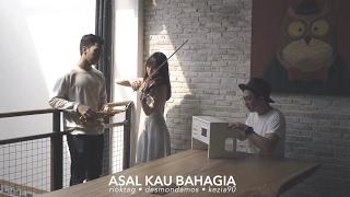 Armada - Asal Kau Bahagia  Tiny Piano Version  Feat. Desmond Amos & Kezia Amelia