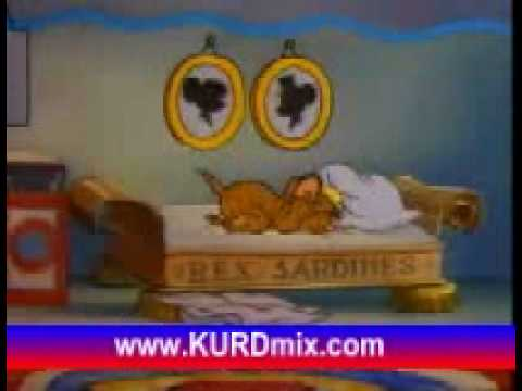 Kartoni Kurdi Mndalan  .. Tom u Jerry ..Mshk u Pshila