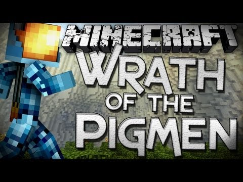 Minecraft: Wrath of the Pigmen Ep. 1 The Volcano