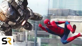 Marvel's Spider-Man: Homecoming - Amazing New Movie (Fan Trailer)
