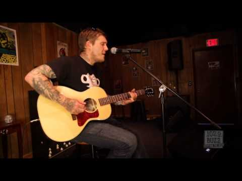 102.9 The Buzz Acoustic Session: Gaslight Anthem - Songs for Teenagers
