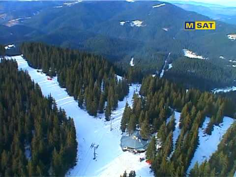 "Pamporovo Risort, Bulgaria - TV Show ""Plajna Fiesta"""