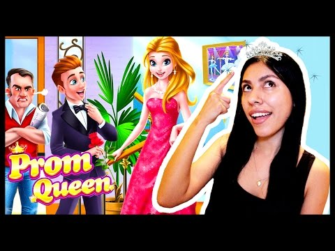 I'M PROM QUEEN: DATE, LOVE & DANCE - App Game