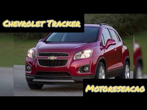 Novo Tracker Chevrolet 2014 - Motores & AÇÃO