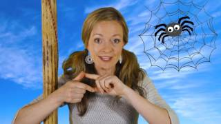 At home with Emily! The Itsy Bitsy Spider
