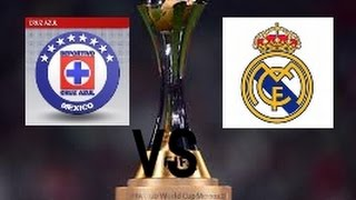 Cruz Azul vs Real Madrid 0-4 COPE
