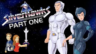 Silverhawks: Partly Metal, Totally Messed Up! Classic Cartoon Review 1986 Rankin-Bass 1/2
