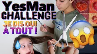 YES MAN CHALLENGE - La revanche !!! Lévanah&Family