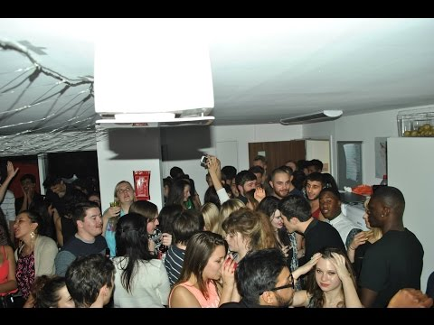 When London Students Party video