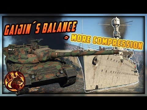 WT || The Tale of Gaijin and Balance thumbnail