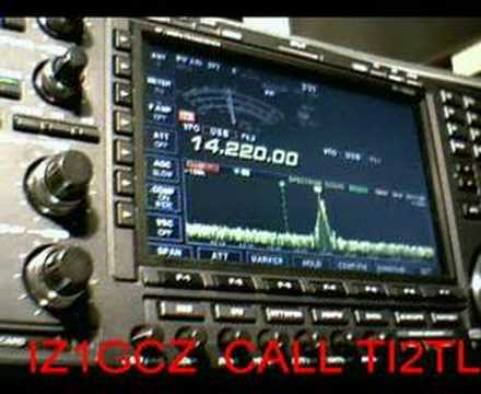 IZ1GCZ - TI2TL ON DX!