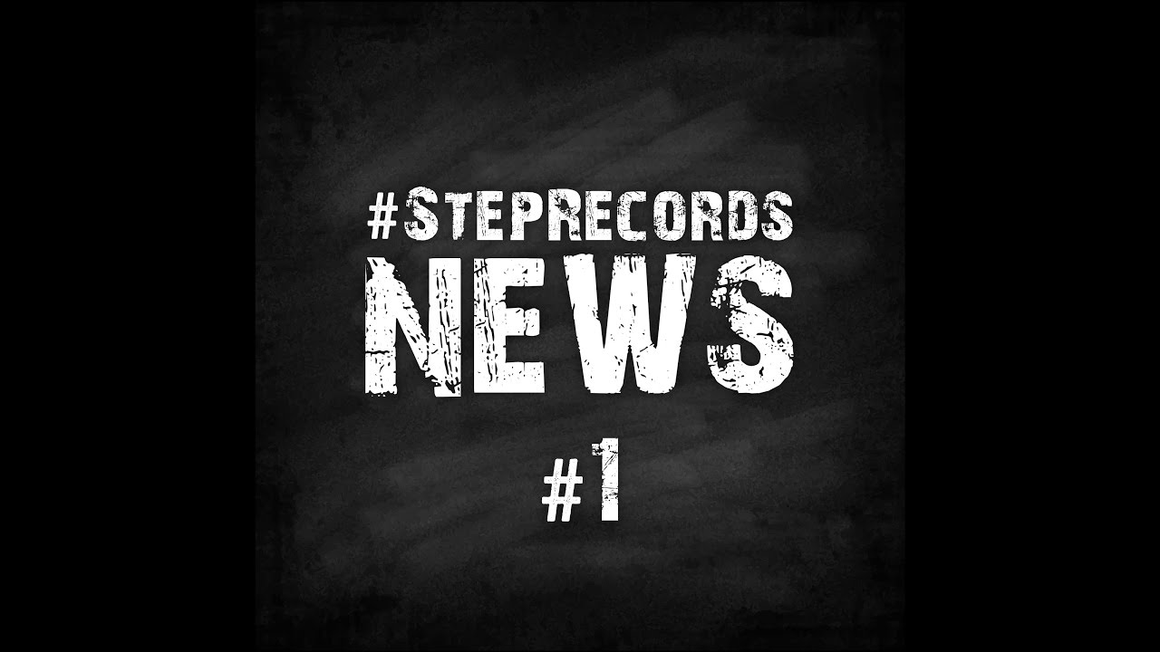 Step Records News #1