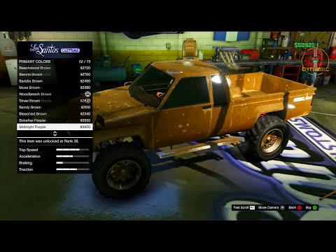 GTA 5 Glitches - Secret Mods Rare Cars Without PC Glitch on GTA 5 Online ! (GTA 5 Glitches)