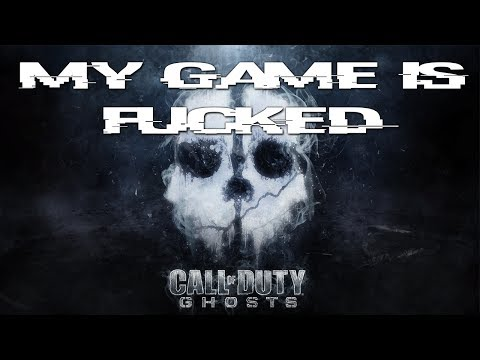 My Game Is Fucked  - Call Of Duty Ghosts video
