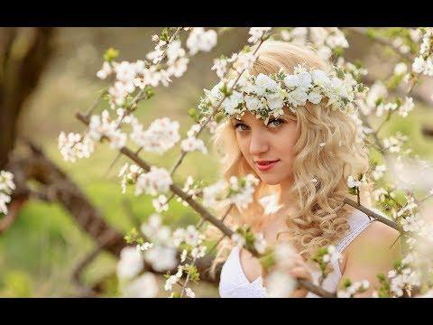 Черемха біла.Ukrainian song