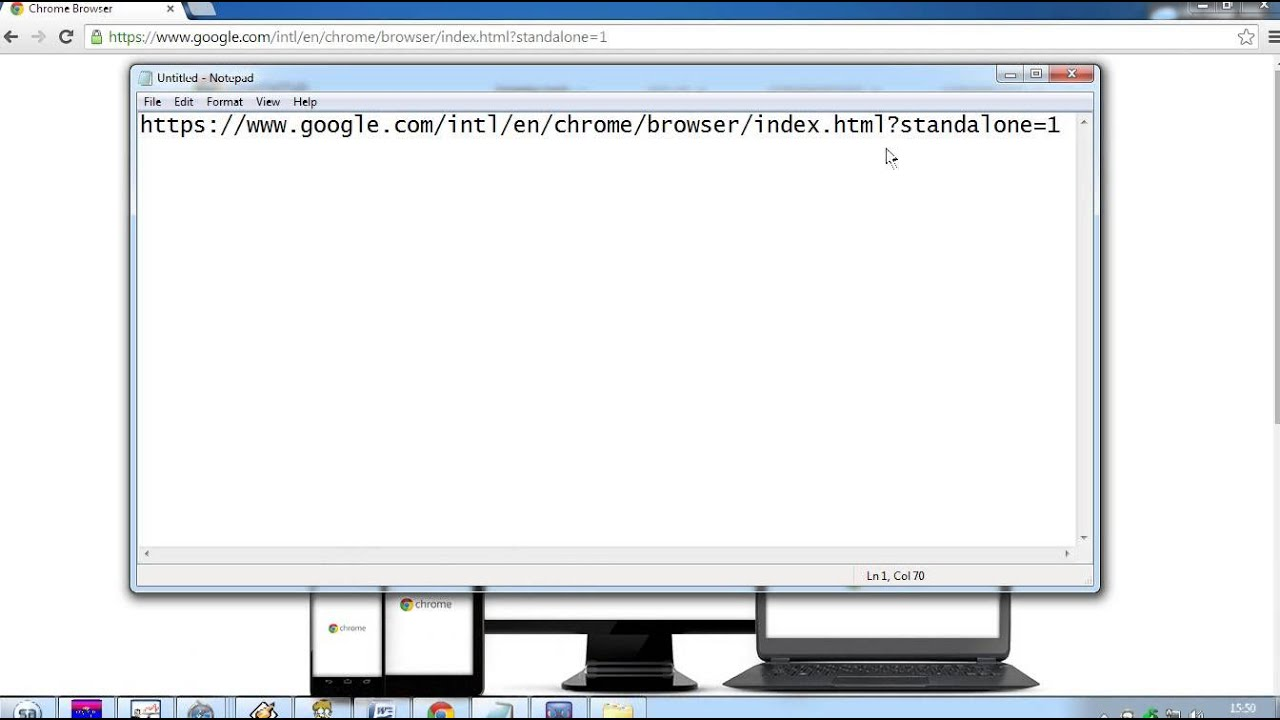 Cara Download google chrome offline (standalone) installer ...