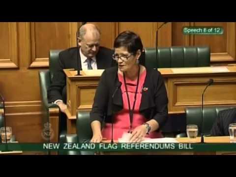 New Zealand Flag Referendums Bills - First reading - Part 8
