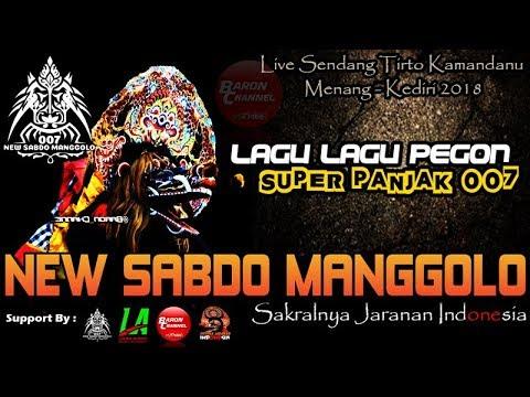 Lagu Lagu Pegon Super Panjak 007 == New SABDO MANGGOLO Live Sendang Tirto Kamandanu 2018