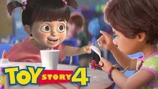 Is Boo in Toy Story 4? Pixar Easter Eggs REVEALED!