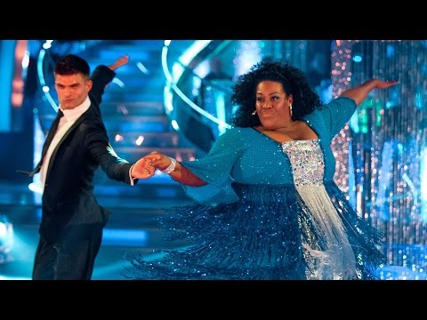 Alison Hammond & Aljaž Skorjanec Cha Cha To 'every Woman' - Strictly Come Dancing: 2014 - Bbc One video
