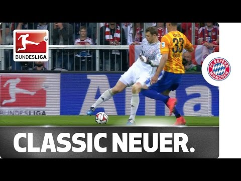 Throw-Ins and Cruyff Turns – It Has to Be Manuel Neuer