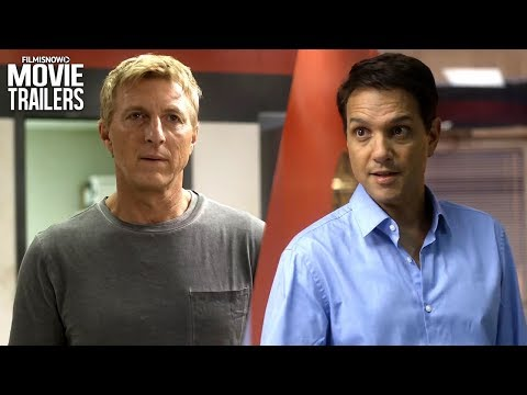 Cobra Kai - The Karate Kid | Some rivalries never end in First Look trailer