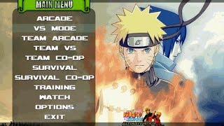 Naruto Shippuden MUGEN Edition 2012 [HI-Res][Download]