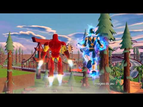 Disney Infinity 2.0 : Marvel Super Heroes – Jeu PC – Défis Quotidiens & Toy Box Games