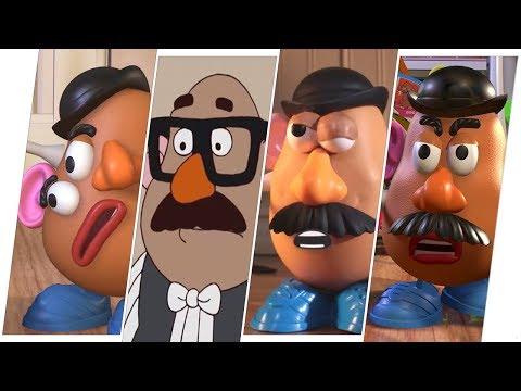 Mr. Potato Head Evolution (Toy Story)