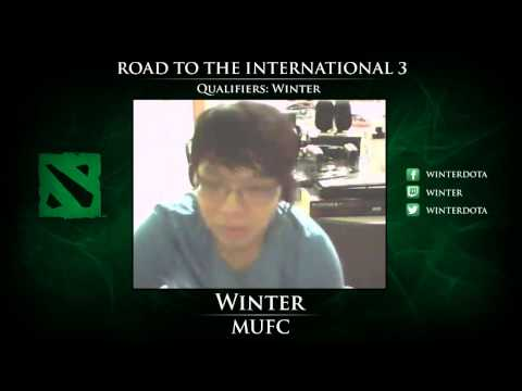 Road to The International 3 - Winter (MUFC) Interview (Road2TI3 Ep. #13)