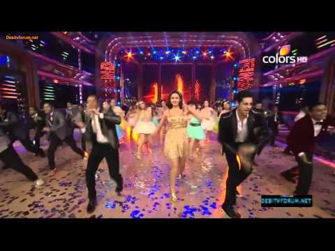 Soty Cast Dance To Disco Deewane [jhalak Dikhhla Jaa - 29th September 2012] video