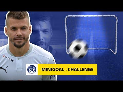 MiniGoal Challenge: Jan Navrátil