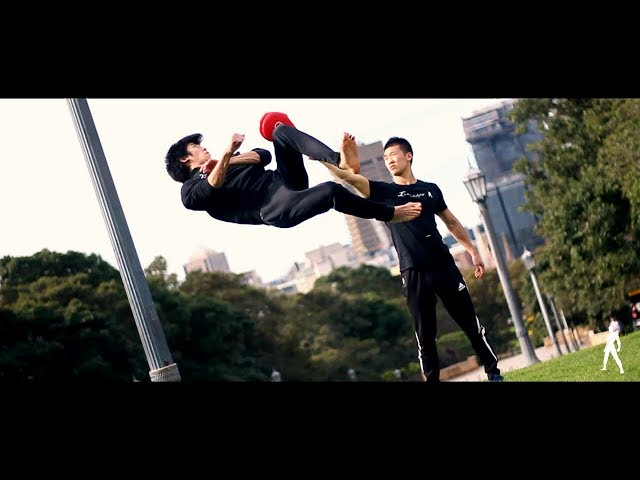 [HD] DO YOU EVEN KICK? - EXTREME Tricking and Martial Arts - | INVINCIBLE WORLDWIDE