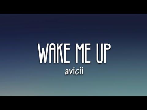 Avicii - Wake Me Up (Lyrics)