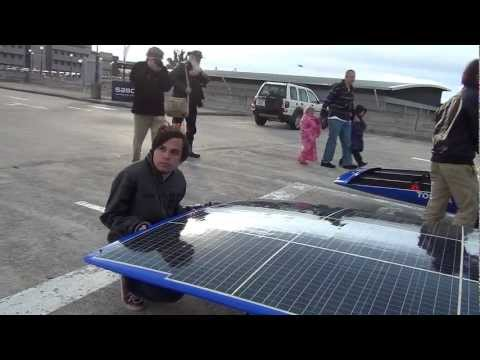 Sasol Solar Car Challenge - Canal Walk, Cape Town (Day 5)