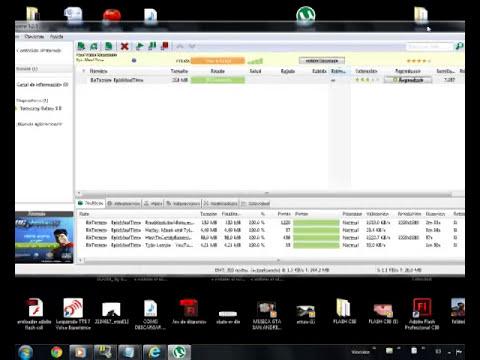 Como descargar y usar el utorrent 3.2.3 (ultima version) en español gratis 2013
