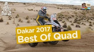 Best Of Quad - Dakar 2017