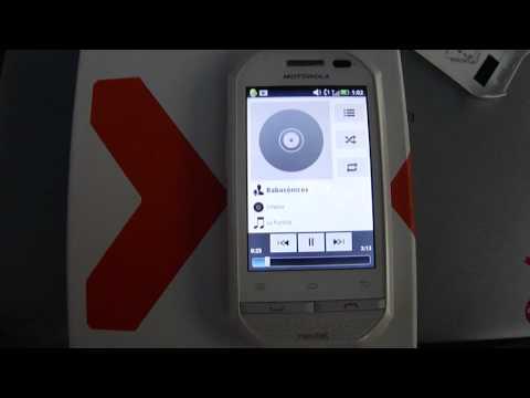 Smart-Radio Motorola i867 Destiny W de Nextel Caracteristicas