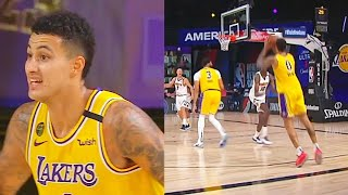 Kyle Kuzma Crazy Game Winner vs Nuggets! Lakers vs Nuggets