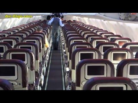 Malaysia Airlines Boeing 737-800 Bangkok to Kuala Lumpur [AirClips full flight series]