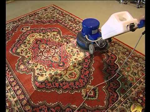 Профессиональная химическая чистка ковровых покрытий!